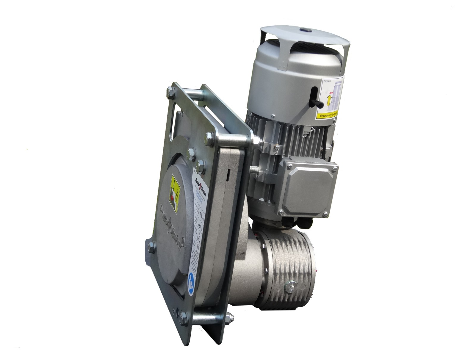 Electric Hoists Traction Hoists And Accessories